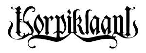 Korpiklaani-logo-black