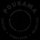 Poukama_logo_secondary_black