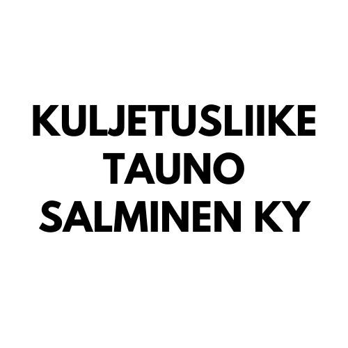 KULJETUSLIIKE TAUNO SALMINEN KY